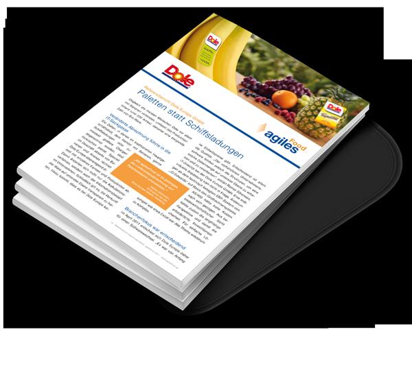 agilesFood & Dole Referenzbericht